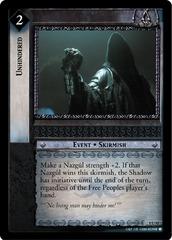 LoTR TCG Siege of Gondor Gorgoroth Assassin 8R95