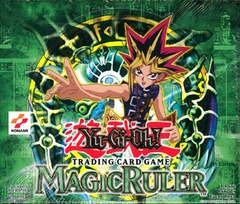 Magic Ruler 1st Edition Booster Box (24 Packs)
