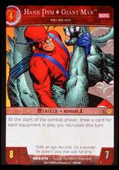 Hank Pym  Giant Man, Big Brain