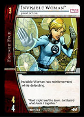 Invisible Woman, Protector