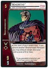 Magneto, Eric Lehnsherr