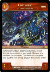 Chitauri, Ultimates - Army