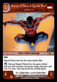 Miguel OHara  Spider-Man, Earth-6375