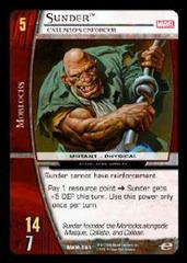 Sunder, Callisto's Enforcer