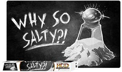 HCD Why So Salty Playmat