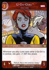 U-Go-Girl, Tele-Girl