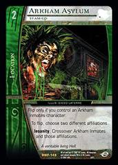 Arkham Asylum, Team-Up