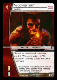 Wolverine, Patch