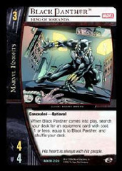 Black Panther, King of Wakanda