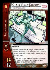 Genis-Vell  Photon, Transformed