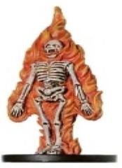Burning Skeleton