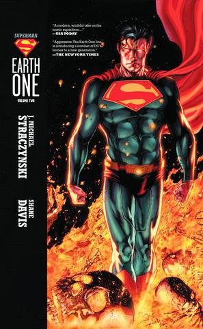 SUPERMAN EARTH ONE HC VOL 02