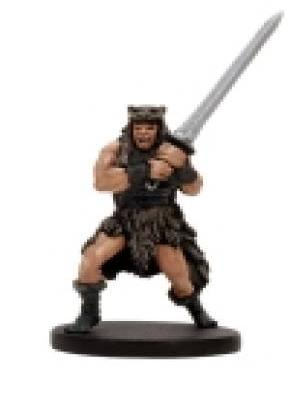 Barbarian Mercenary