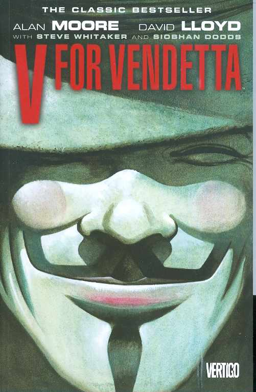V FOR VENDETTA NEW EDITION TP (MR)