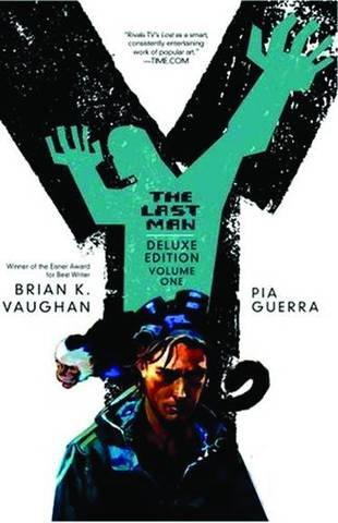 Y THE LAST MAN DELUXE EDITION HC VOL 01 (MR)