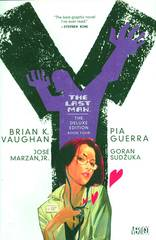 Y The Last Man Deluxe Edition - Volume 4 (Hard Cover)