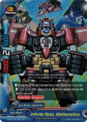 Infinite Robo, Mathematics  - H-BT01/0016EN - RR