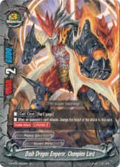 H-BT01/0027EN - R - Bash Dragon Emperor, Champion Lord