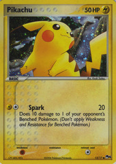 Pikachu - 13 - Common - Holo