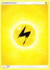 Lightning Energy - 9/30 - XY Trainer Kit (Raichu)