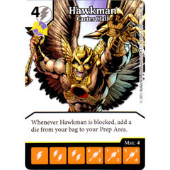 Hawkman - Carter Hall (Die & Card Combo Combo)