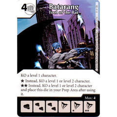 Batarang - Tool of the Bat (Card Only)