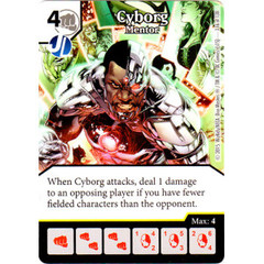 Cyborg - Mentor (Card Only)
