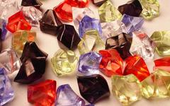 Gaming Crystals: Crystalline Counters (50) [Magical Pack]