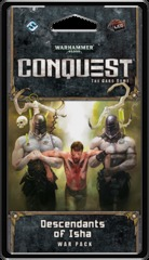 Warhammer 40,000: Conquest War Pack - Descendants of Isha