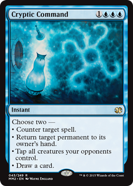 Cryptic Command - Foil