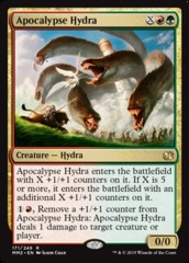 Apocalypse Hydra on Channel Fireball