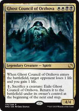 Ghost Council of Orzhova - Foil