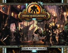 Iron Kingdoms Full Metal Fantasy Game Master Toolkit