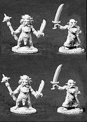 Dwarven Swordsmen