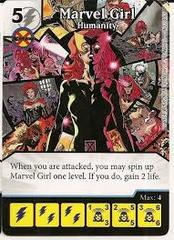 Marvel Girl: Humanity - Marvel Dice Masters Promo