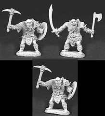 Black Orc Warriors