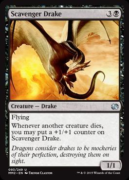 Scavenger Drake - Foil