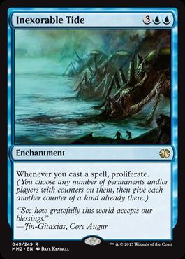 Inexorable Tide
