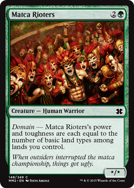 Matca Rioters