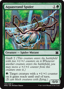 Aquastrand Spider - Foil