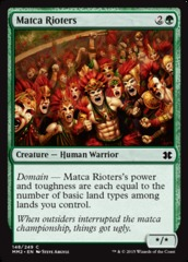 Matca Rioters - Foil