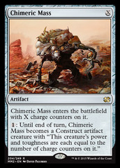 Chimeric Mass - Foil (MM2)