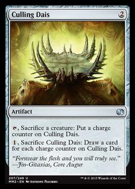 Culling Dais - Foil