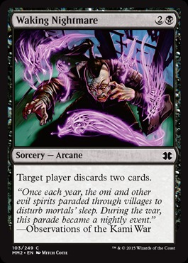 Waking Nightmare - Foil