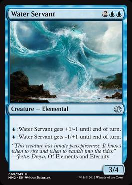 Water Servant - Foil