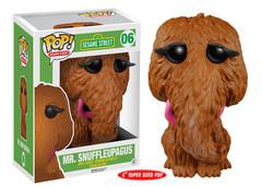 #06 - Mr. Snuffleupagus (Sesame Street)