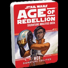 Star Wars: Age of Rebellion - Ace Signature Abilities