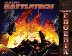 Battletech Technical Readout Project Phoenix