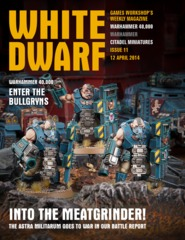 White Dwarf Issue 11: 12 April 2014