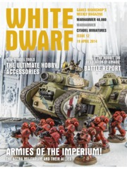 White Dwarf Issue 12: 19 April 2014